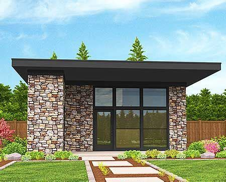 modern guest house plans modern house plans house plans and modern houses on pinterest