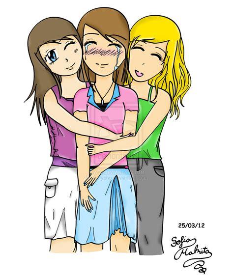 best hugs best friends hugging clipart best