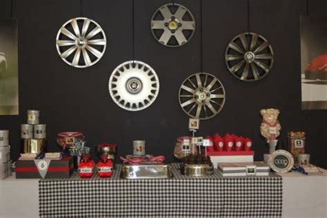 Car Themed Decor by 20 50th Birthday Ideas For Shelterness