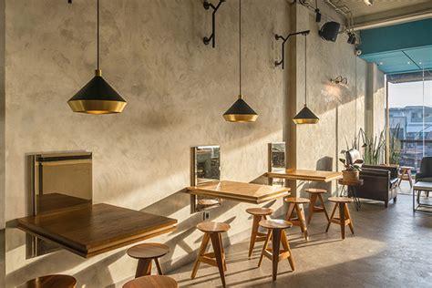 desain cafe bergaya eklektik kontemporer informasi