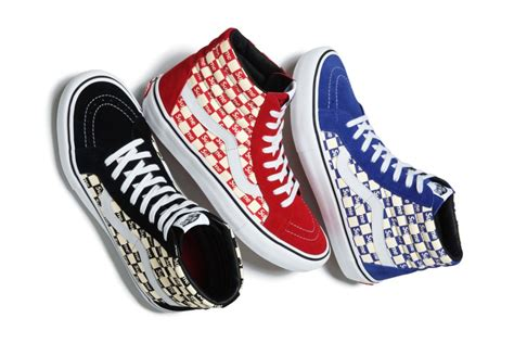 Sepatu Vans Loreng mengenal supreme fashion brand berharga fantastis zetizen