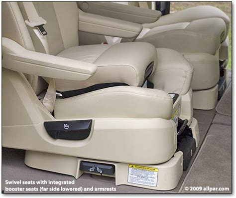 booster seat in va suv with captain seat option luxury autos post