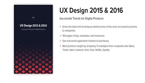 6 ux web design best practices for a great website 12 free ux ui books that worth your reading for 2018
