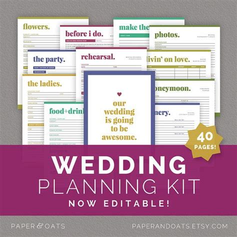 free printable wedding planner binder wedding planner binder printable pages video search