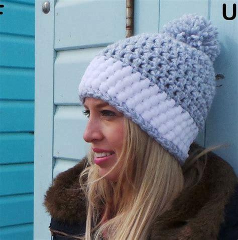 womens crochet hat pattern crochet hat by