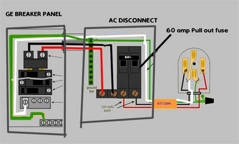 ac disconnect wiring diagram 28 wiring diagram images