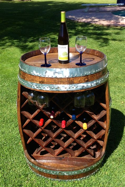 Wine Barrel Home Decor Brilliant Diy Ways Of Reusing Wine Barrels Fall Home Decor