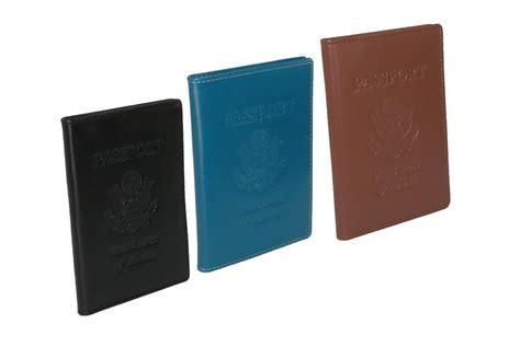 Cover Passport Line Premium leather with us emblem premium passport cover by winn international passport covers passport