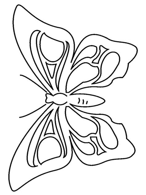 butterfly coloring pages kindergarten butterfly coloring page 2 preschool activity printables