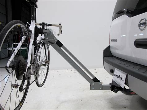 Soft Ride Bike Rack by Softride Alumina 179 Parallelogram 3 Bike Rack For 1 1 4 Quot And