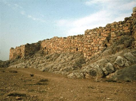 Landscape Archeology Definition Homer And The Bronze Age