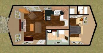 cozyhomeplans com small house floor plan 480 sq ft quot shoe b