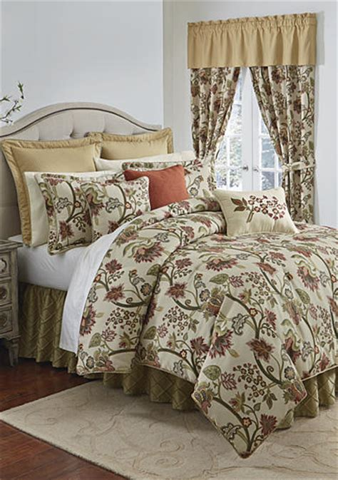 biltmore kissam king comforter set belk