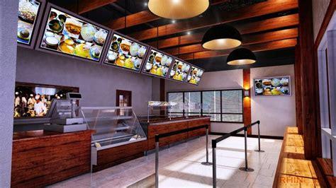 takeout restaurant interior design restaurant interior
