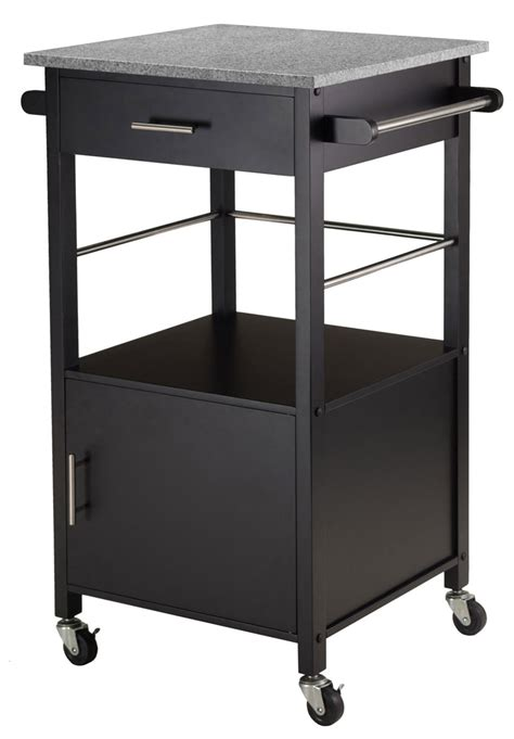 Kitchen Bar Cart by Davenport Black Kitchen Cart Bar Serving Carts