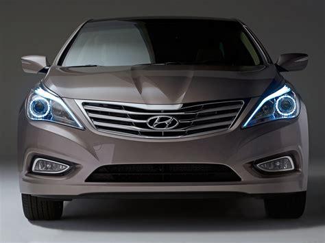 Hyundai V by Hyundai Grandeur V 2011 Auto Database