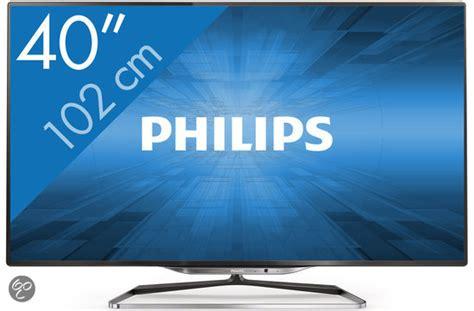 bol philips 40pfl8008 3d led tv 40 inch hd smart tv elektronica