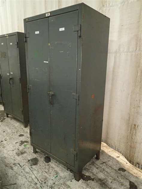 Strong Hold Cabinet by Strong Hold Cabinet 288761 For Sale Used