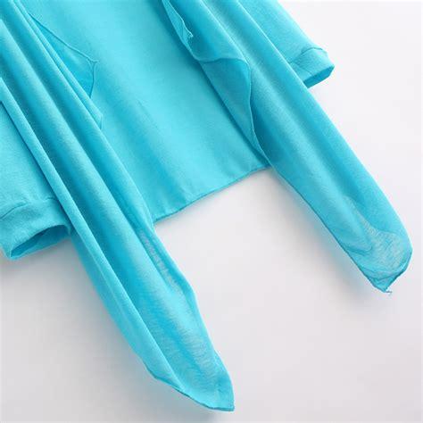 jersey knit stitch new jersey knit stitch cardigan thin coat joker clothes
