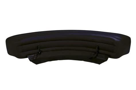 round bench seat intex purespa black bench seat for round inflatable spas