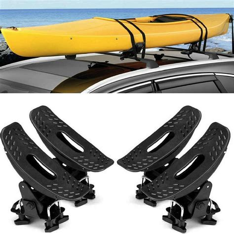 kayak roof rack cradles weekend warrior outdoors