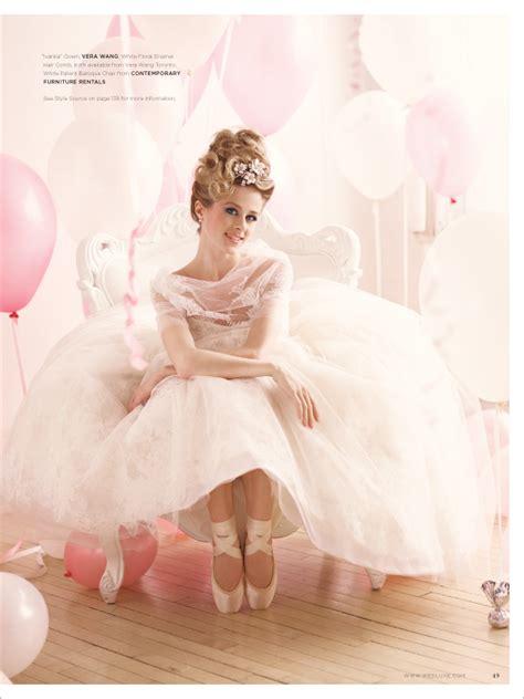 Braut Ballerinas by Ballet Photoshoot