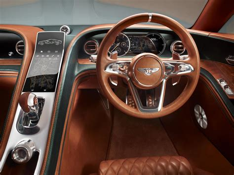 bentley exp10 speed 6 interior bentley exp 10 speed 6 concept is a car