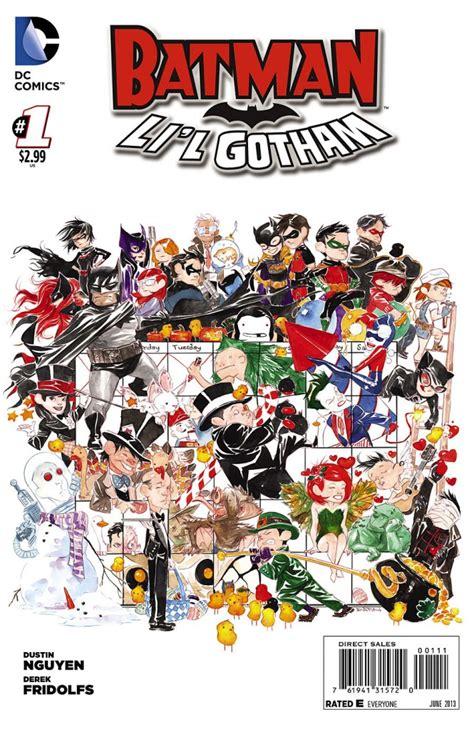 Batman Lil Gotham batman li l gotham 1 review ign