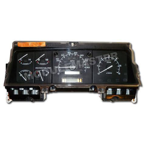 1992 1997 ford f150 f250 f350 f450 instrument cluster repair w tach gas diesel ford f150 f250 f350 1992 1997 instrument cluster rebuild modulemaster