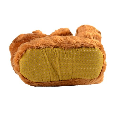 bear house shoes ladies teddy bear novelty slippers with non slip soles