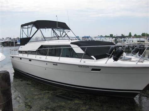 speed boats for sale in michigan trojan yacht trojan 36 tri cabin for sale in harrison