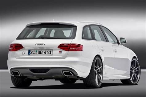 Audi A4 Avant 8k Tuning by Der Tuningblogger B B Audi A4 8k Tuning