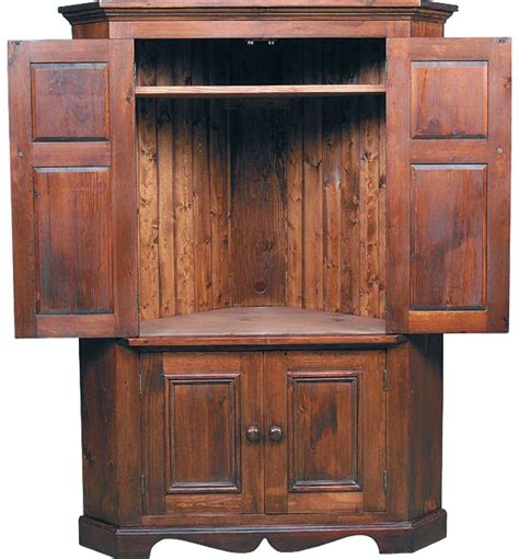 Corner Television Armoire by Corner Tv Armoire Open Doors Kate Furniture