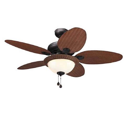44 outdoor ceiling fan shop litex tilghman 44 in bronze indoor outdoor ceiling