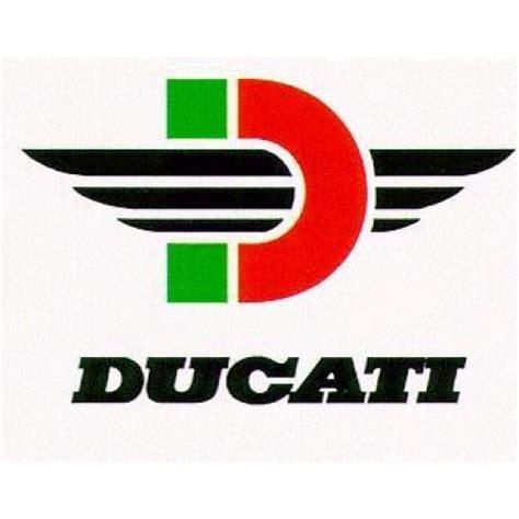 Ducati Aufkleber by Ducati Decal Vintage