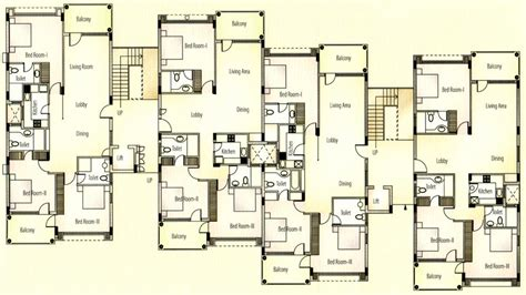 floor plan of an apartment apartment building floor plans residential apartment floor