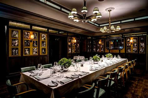 The Grill Room Restaurant by Dining And Hire The Market Grill Covent Garden