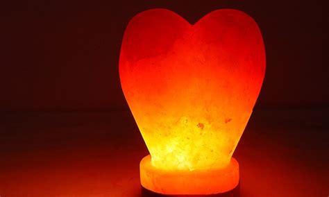 heart shaped himalayan salt l himalayan heart shaped salt l groupon
