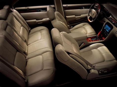 Cadillac Sts Interior by 1998 Cadillac Seville Interior