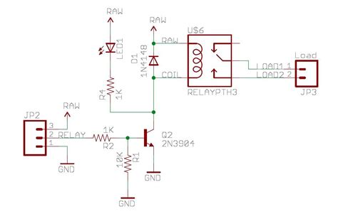 drivers relays  solid state relays mbed