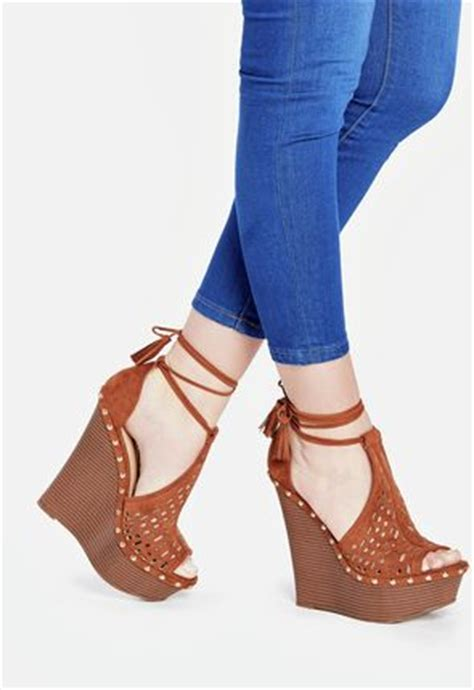 Best Seller Wefges Boots Yy02 wedges for buy now 75 vip discount justfab shop
