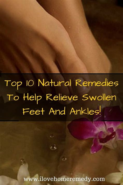 How To Detox For Swelling Ankles 1000 images about swollen detoxification on