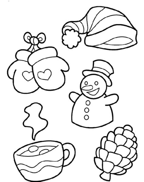 Winter Coloring Pages Free For Kids Gt Gt Disney Coloring Pages Free Printable Coloring Pages Winter
