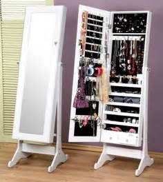 mirror with jewelry cabinet best 25 mirror jewelry storage ideas on