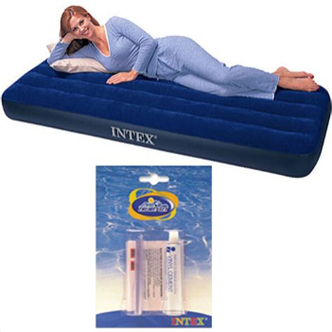 Intex Air Mattress Repair by Swimming Pools Air Mattress Repair Kit For