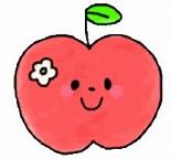 リンゴイラスト に対する画像結果