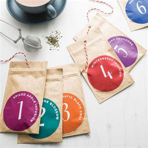 Tea Calendar Where To Buy Alternative Advent Calendars For Grown Ups