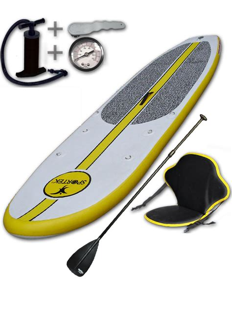 sup kayak seat sup stand up paddle board 10 5 quot seat complete