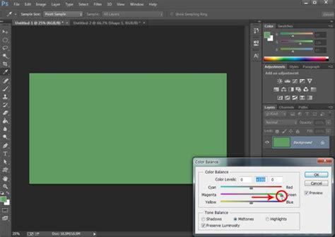 color balance 포토샵 기초 photoshop cc 컬러 밸런스 color balance 네이버 블로그