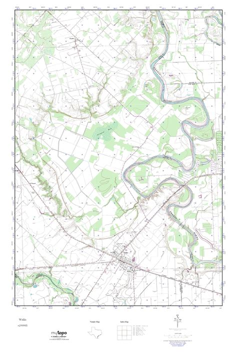 wallis texas map mytopo wallis texas usgs topo map